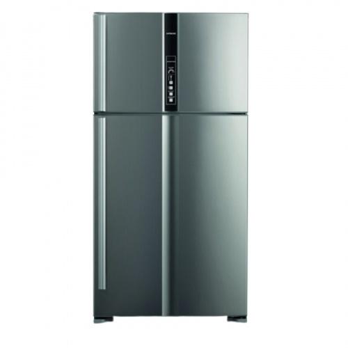 HITACHI ตู้เย็น 2ประตู 21.2 คิว RV600PWX BSL
