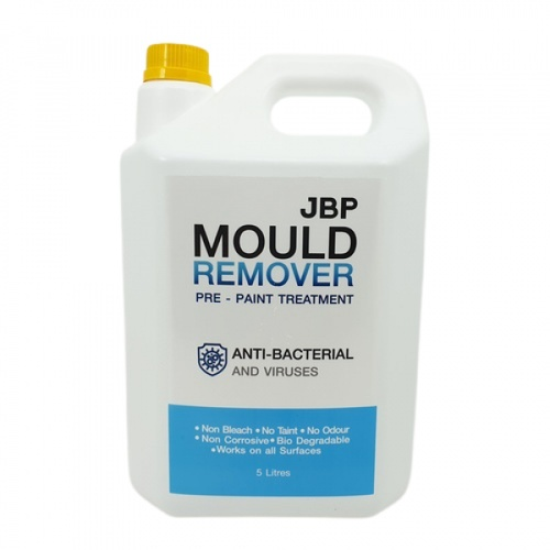 JBP น้ำยาขจัดเชื้อรา และตะไคร้น้ำ ขนาด 5 ลิตร Mold Remover