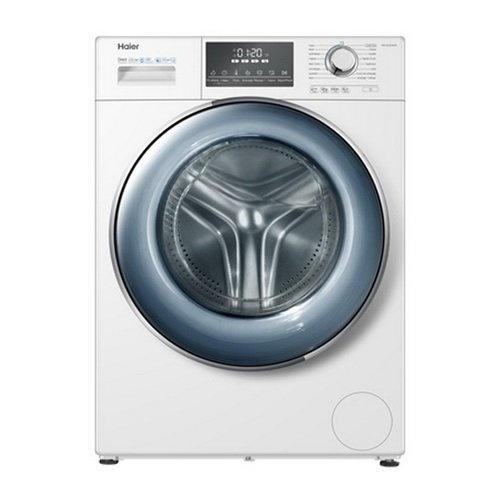 Haier เครื่องซักผ้าอบผ้า Front Load 525 series 10/7 KG HWD100-B14876U1  สีขาว