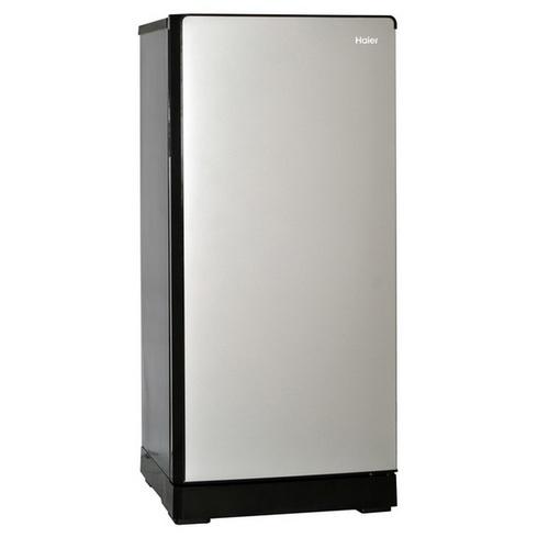 Haier ตู้เย็น 1 ประตู 5.2 คิว  สีซิลเวอร์  HR-DMBX15 CS