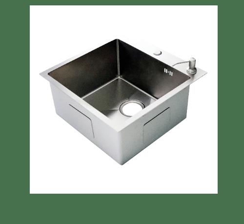 Dyna Home อ่างล้างจาน 1 หลุมไม่มีที่พัก DH 5050 ST