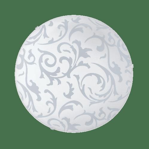 EGLO โคมไฟเพดาน  SCALEA 1 E27 1x60W  สีขาว