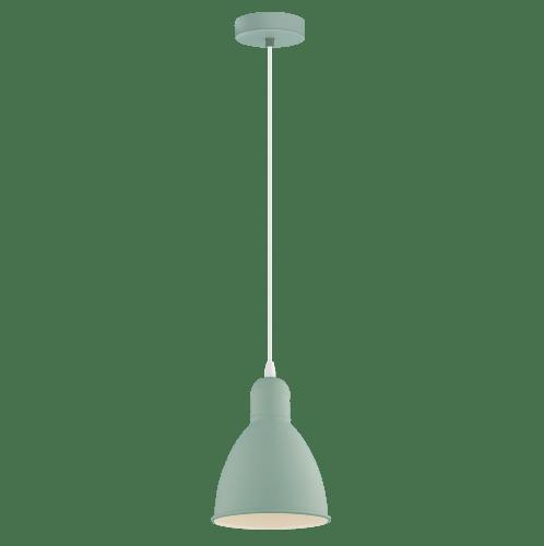 EGLO โคมไฟห้อย   PRIDDY-P E27 1x60W  สีเขียว