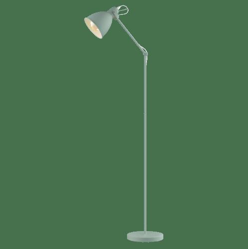 EGLO โคมไฟตั้งพื้น  PRIDDY-P E27 1x40W  สีเขียว