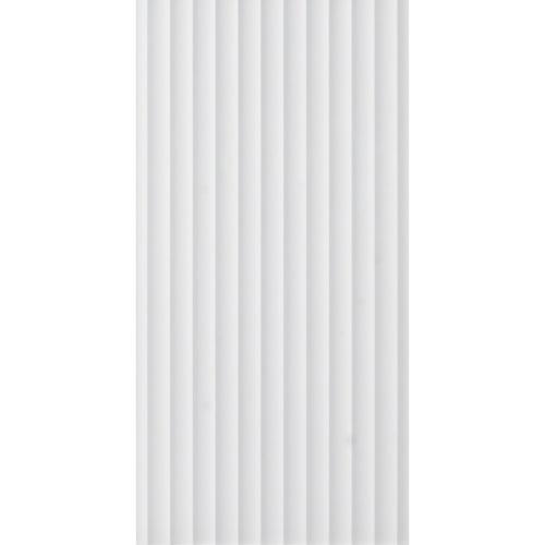 Marbella กระเบื้องบุผนัง 30x60 ซม. มาการอง 6307 (8P).A สีขาว