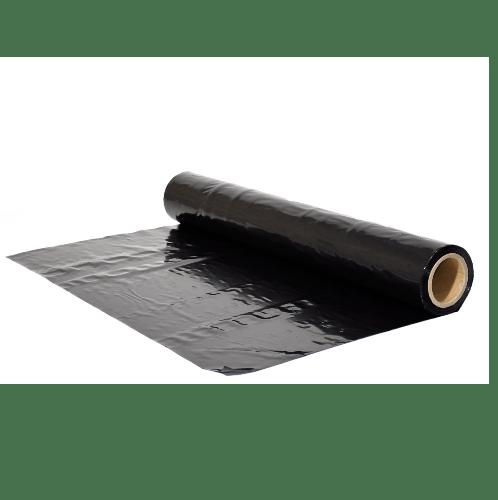 POLLO พลาสติกคลุมเห็ด ขนาด 0.05mm.x2m.x70m. NYC-HLK005-70 สีดำ