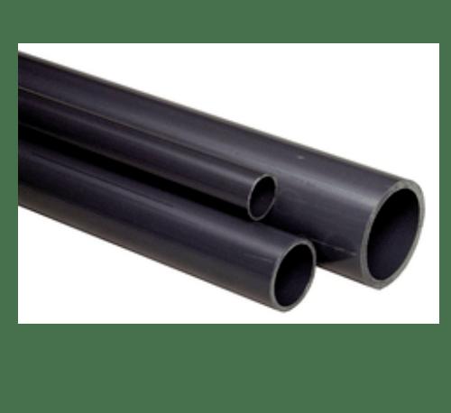 -  แป๊บกลมดำ 5 นิ้ว  4.0 mm (มอก.) สีดำ