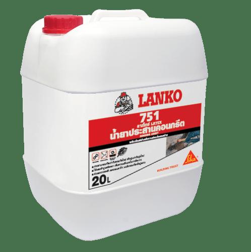 LANKO น้ำยาประสานคอนกรีต  LK-751 20ลิตร