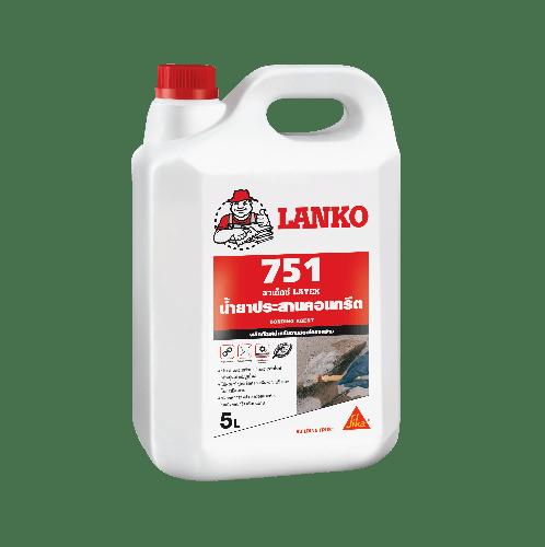 LANKO น้ำยาประสานคอนกรีต  LK-751 5L