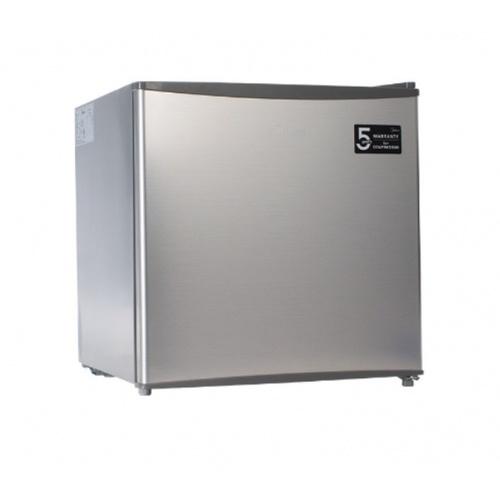 Midea  ตู้เย็นมินิบาร์ 1 ประตู ขนาด1.7 คิว HS-65LN สีโครเมี่ยม