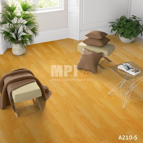 MPI เสื่อโฟมกว้าง 1.8ม. หนา 1.2มม. ยาว 5เมตร  AM266/5A สีน้ำตาลอ่อน