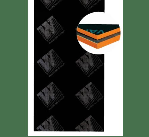 VANACHAI ไม้อัดเคลือบฟิล์มดำ (ไส้เต็ม) VS #15 120x240ซม. กำลัง 4 ( VS )