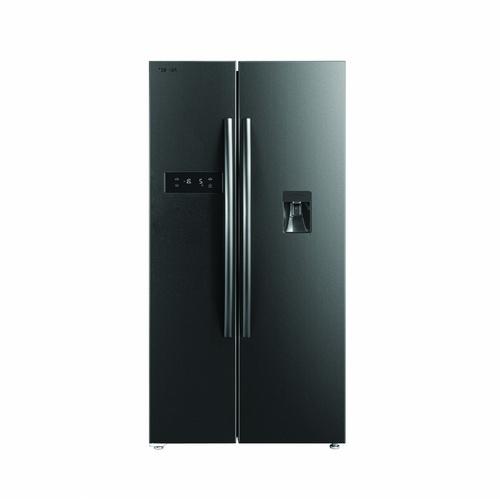 TOSHIBA  ตู้เย็นSBS 19.6 คิว GR-RS682WE-PMT(06)