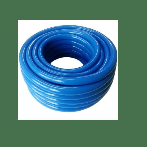 ท่อยางไทย สายยางฟ้าเด้ง 3/4 นิ้ว ยาว15 เมตร สีน้ำเงิน