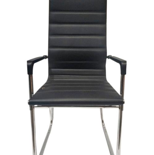 SMITH ชุดเก้าอี้สำนักงาน  PQS-LM2024-A  สีดำ