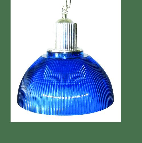The Sun โคมไฟห้อยฝาชี 12 นิ้ว HB04-Blue  สีน้ำเงิน
