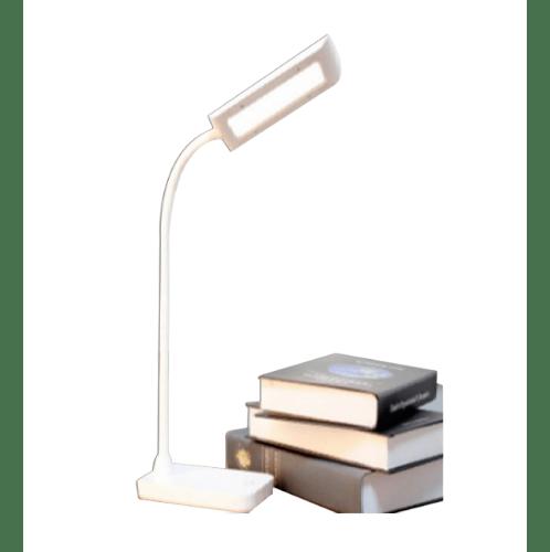 EILON โคมไฟตั้งโต๊ะ Modern  LE-1915  สีขาว
