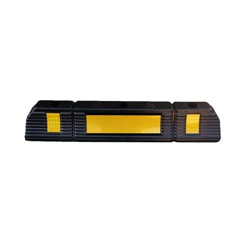 PROTX ยางห้ามล้อ 600*120*80mm   WS-04 สีดำเหลือง