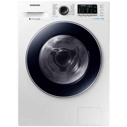 SAMSUNG เครื่องซักผ้าฝาหน้า 9 กก. WW90J54E0BW/ST สีขาว