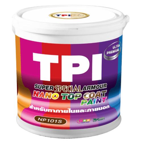 TPI  ซูเปอร์ นาโน อาร์เมอร์ เพ้นท์  สีพิเศษ NP101S