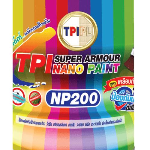 TPI สีทากันซึม  NP200-19ZG01W