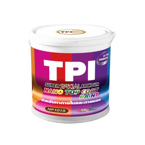 TPI สีทีพีไอ ซูเปอร์ นาโน อาร์เมอร์ เพ้นท์ - E02 NP101S