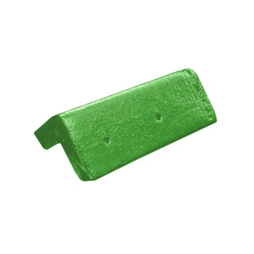 โอฬาร ครอบปิดชายคอนโดร สีเขียวหญ้ามอส คอนโดร