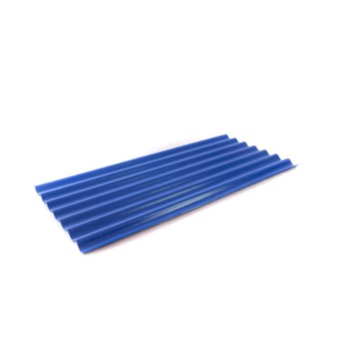 โอฬาร กระเบื้อง 0.4x54x120 ซม. สีฟ้าเลิศนภา (ลูกโลก) ลอนเล็ก