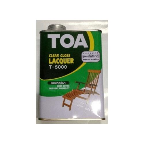 TOA แลคเกอร์เงา 1 กล T5000