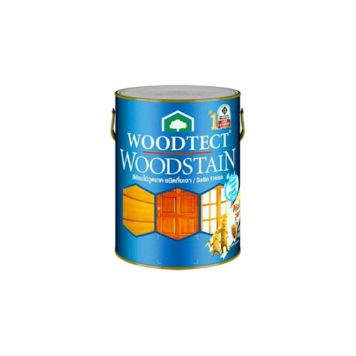 WOODTECT สีย้อมไม้กึ่งเงา  WS-202