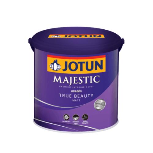 JOTUN มาเจสติก ทรูบิวตี้ ด้าน เบส เอ 3.6 ลิตร ใหม่ -
