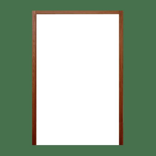BEST วงกบประตูไม้แคมปัส  160x200ซม.