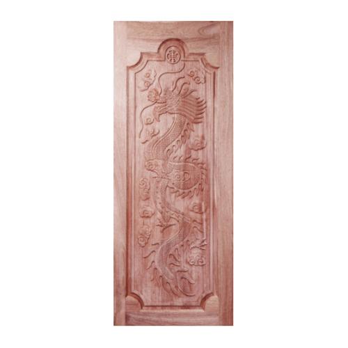 BEST ประตูไม้จาปาร์ก้า ขนาด 80x200 cm. GC-17