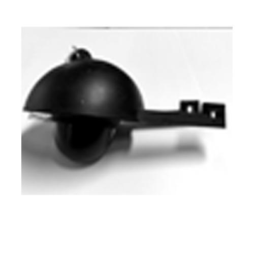 BIG WAY ลูกกบโตโต้ขายาว (ใหม่) สีดำ