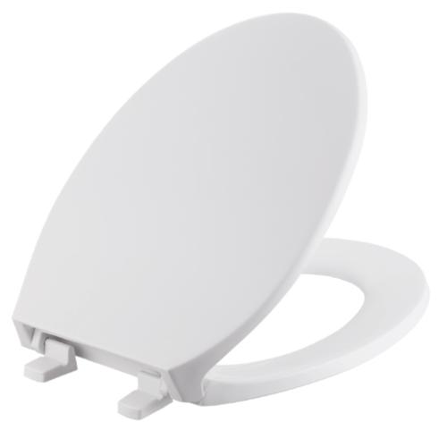 KOHLER ชุดฝารองนั่ง โรม่า-อีลองเกต/ นิวซีเชลล์ II/ ไซฟ่อนเซฟ สีขาว