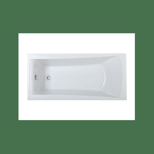 KARAT อ่างอาบน้ำ วาเลนเซีย 1700 (มีกันลื่น และหมอน พร้อมสะดือป๊อปอัพ) K-45971X-F58-WK สีขาว