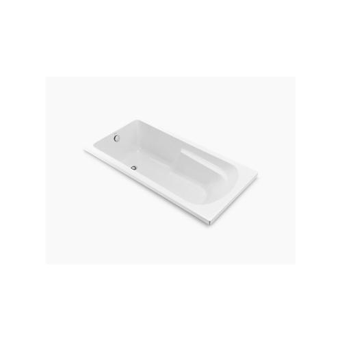 อ่างอาบน้ำอะครีลิค รุ่น ดูโอ 1600 K-45701X  ขาว