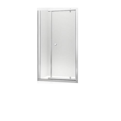 KOHLER ฉากกั้นบานเปลือย กระจกเคลือบ ซิงกูลิเย่ ขนาด 900 x 1900 มม. K-36946X-C-SHP