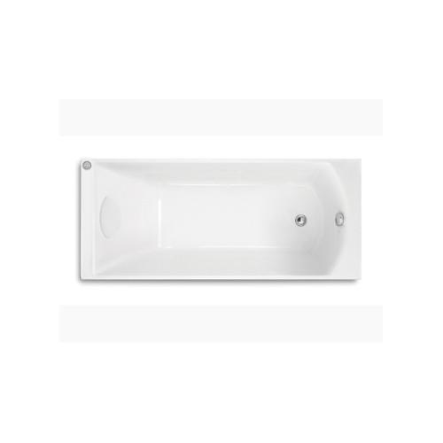 อ่างอาบน้ำระบบบับเบิ้ลมาสซาจ รุ่น แพททีโอ 1700 K-97194X-G1  ขาว