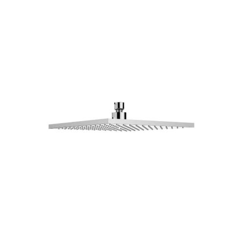 KOHLER หัวฝักบัวแคตทาลิสก้านแข็งทรงเหลี่ยม ขนาด 10