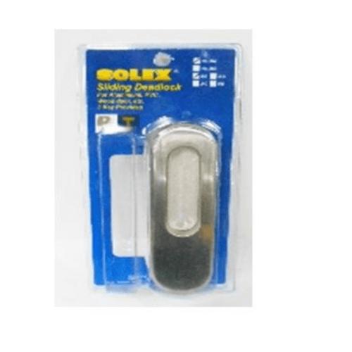 SOLEX มือจับบานเลื่อน NO.252SS-DUMMY