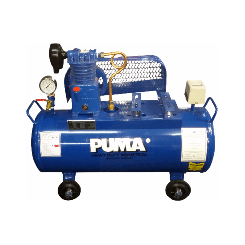 PUMA ปั๊มลม (ไม่รวมมอเตอร์) PP-1 น้ำเงิน