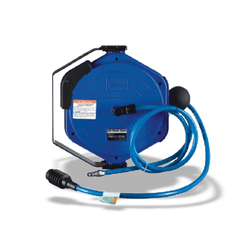 PUMA สายลมพร้อมโรล 8x12 mm. 10 M.   PM12-10SA น้ำเงิน