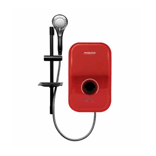 MAZUMA  เครื่องทำน้ำอุ่น 4500 วัตต์   Supreme-Red สีแดง