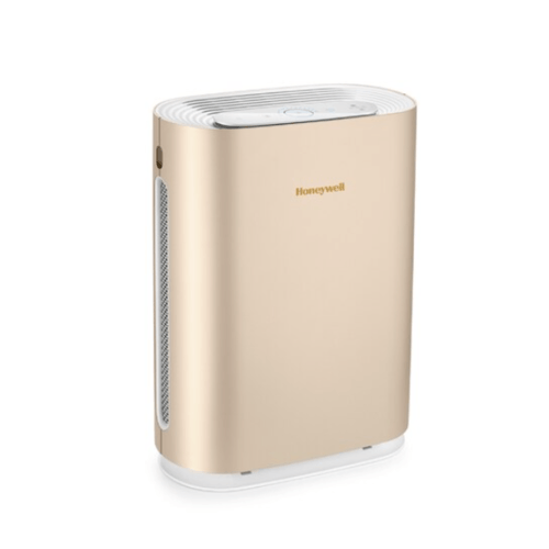 HONEYWELL  เครื่องฟอกอากาศ (54-66 ตร.ม.)  Air Touch Premium (G)  สีทอง