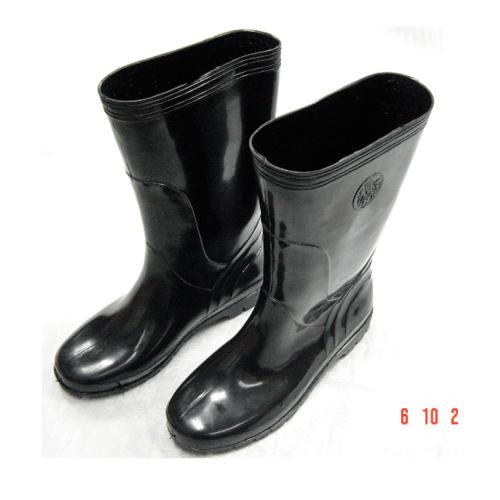 PIPE รองเท้าบู้ทยาว  เบอร์ 10.5 สีดำ