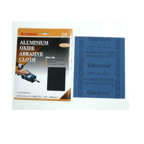 GOLDSEAL ผ้าทราย - สีฟ้า