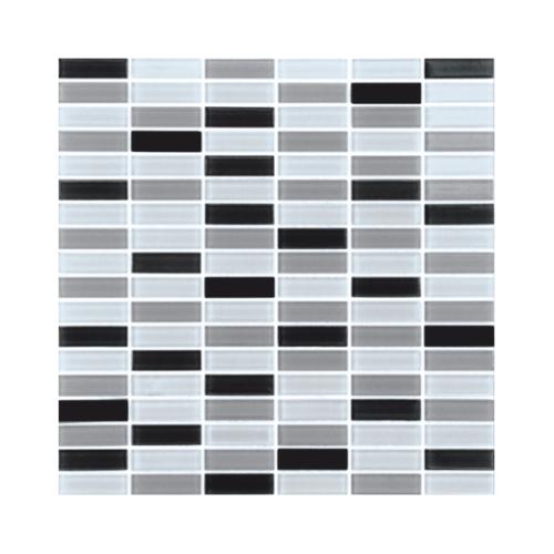 Duragres โมเสคแก้ว  GL-898 สีดำ