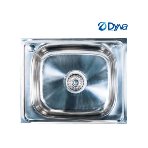 DYNAHOME อ่างล้างจาน 1 หลุมไม่มีที่พัก DH-5040 IS DynaHome DH-5040 IS