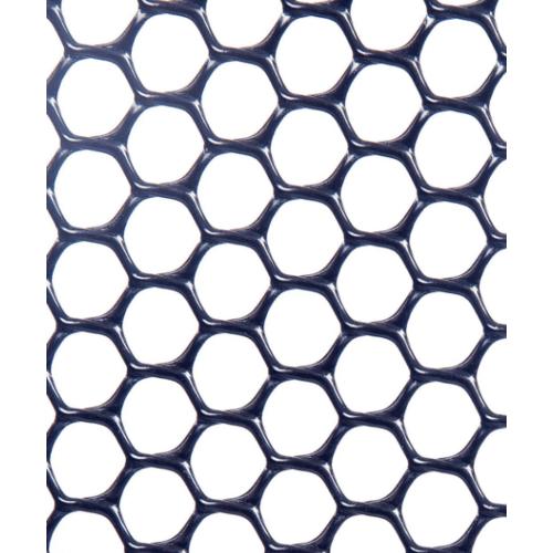 Leo Net ตาข่ายพลาสติก หกเหลี่ยม 13มม x 180ซม x 10ม   #626 สีดำ